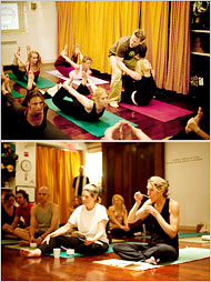 WTFs--Yoga, Food and The Art of the Apology