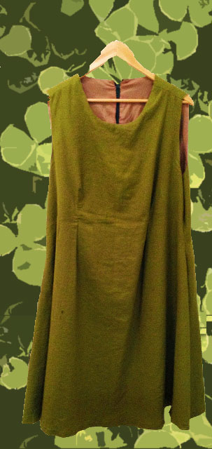 Fiona, The Irish Laurel Dress (Farewell to Summer)