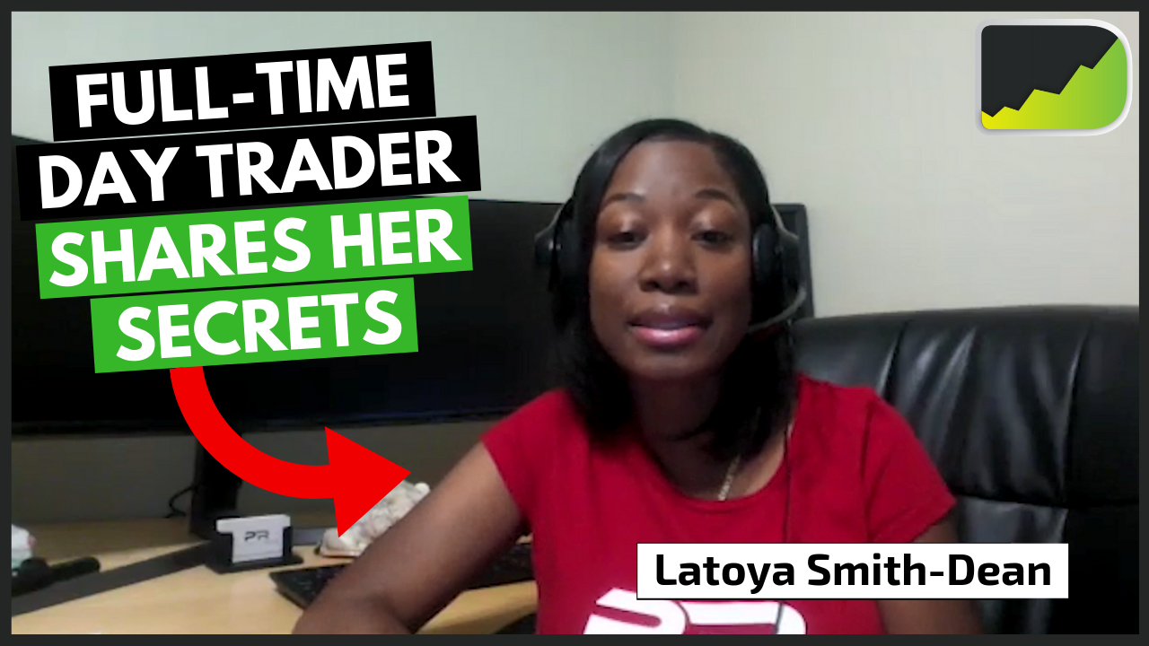Making A Profit in Gaps & Futures Trading - Latoya Smith-Dean