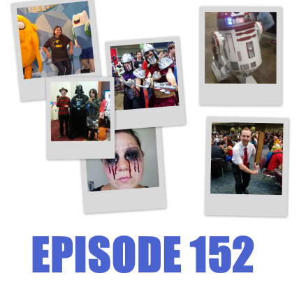 Episode 152 - FanExpo 2014 Part 2