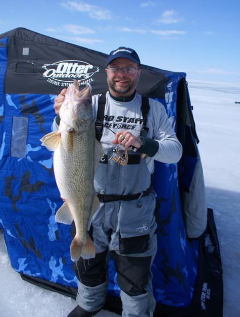 Mark Martin Ice Fishing School HFJ No.88 Short Show