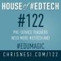 Artwork for Pre-Service Teachers Need MORE #EdTech and #EDUMagic - HoET122