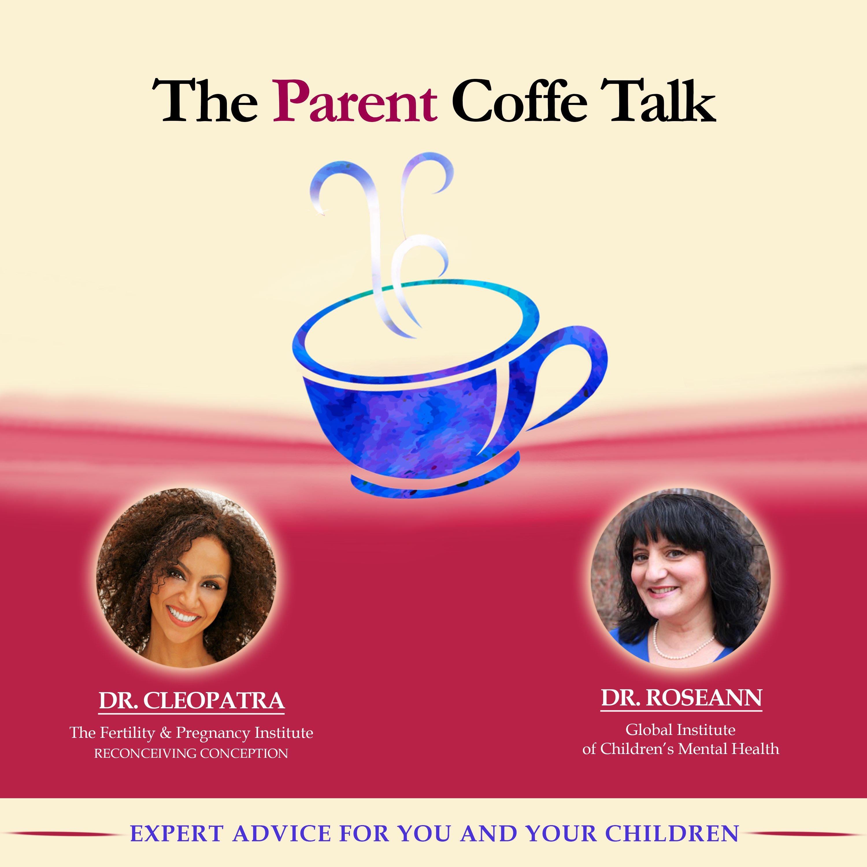 The Parent Coffee Talk show art