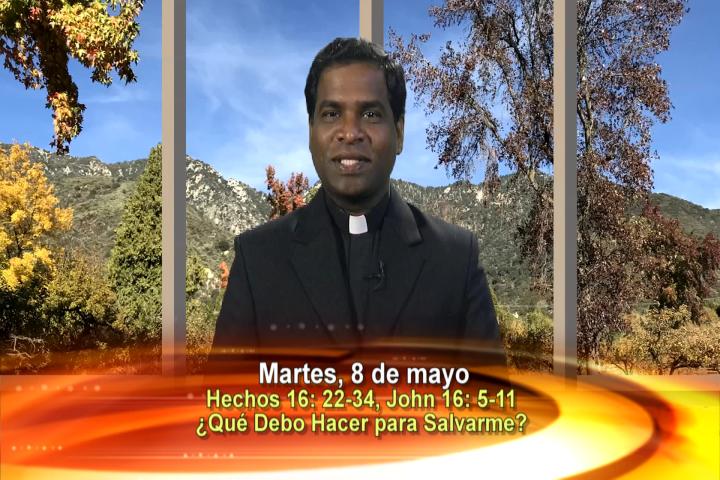 """Artwork for Dios te Habla con Fr. Deeber Yonas, SVD; Tema el hoy: """"¿Qué debo hacer para salvarme?"""""""