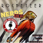 SER Commentary: The Rocketeer