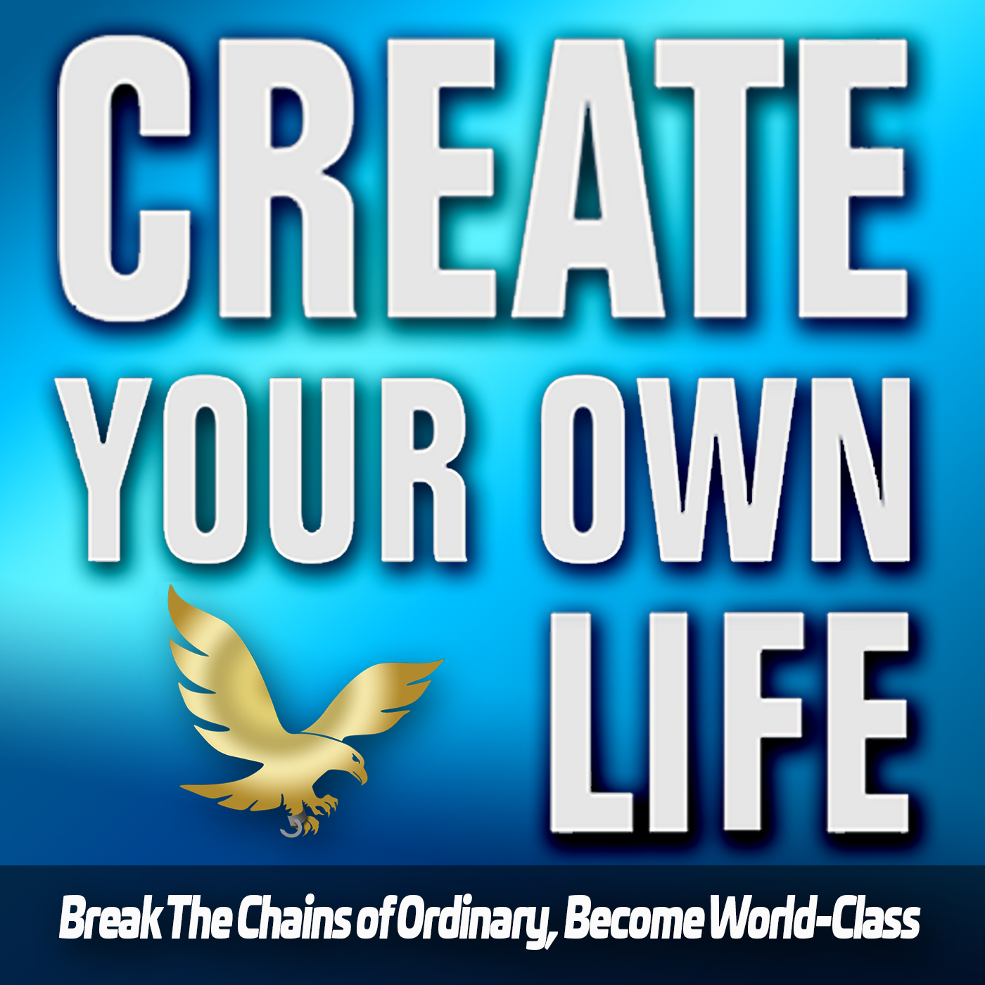 The Create Your Own Life Show show art
