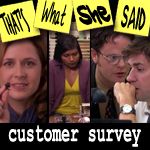 "Episode # 54 -- ""Customer Survey"" (11/06/08)"