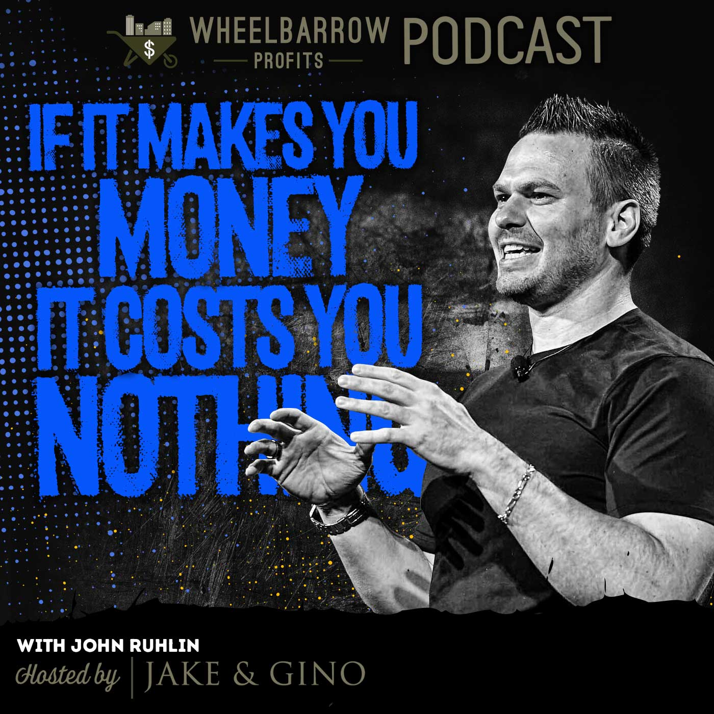 WBP - If It Makes You Money It Costs You Nothing with John Ruhlin