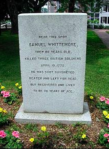41 - Bad Ass Samuel Whittemore - Smollop