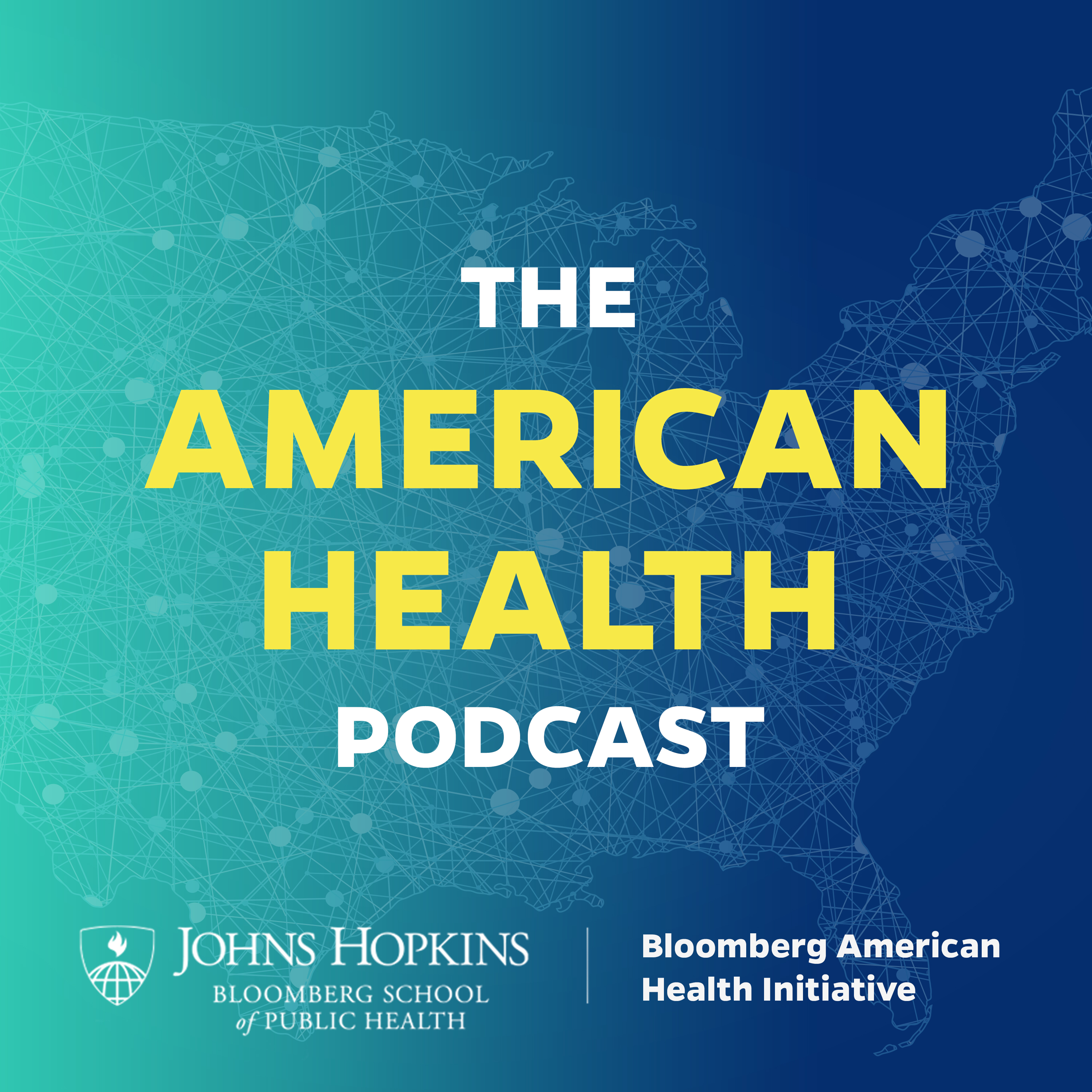 The American Health Podcast show art