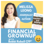 Artwork for Writing your own rules after rejection with Happy Go Money author Melissa Leong
