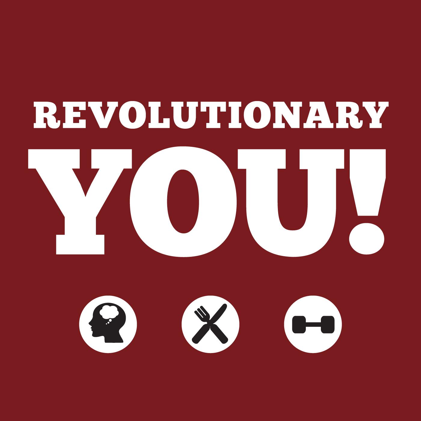 Revolutionary You! show art