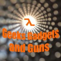 Artwork for Episode 100 Go Go Gadget Guns!
