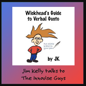 Verbal Gusto with Jim Kelly and The Innovise Guys