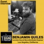 Artwork for 042 Benjamin Quiles - Location Sound Recordist/Audio Engineer based out of Los Angeles, California