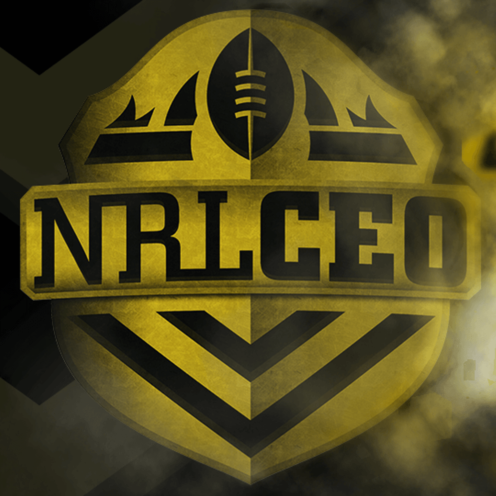 NRLCEO Fantasy Rugby League show art
