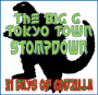 """Artwork for The Big """"G"""" Tokyo Town StompDown - May 10 2019"""