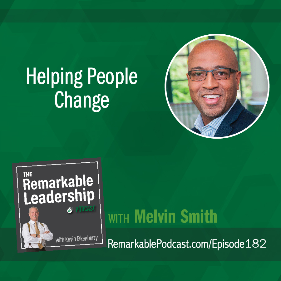 Helping People Change with Melvin Smith show art