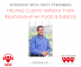 Artwork for LTBP #121 - Matt Stranberg: Helping Clients Improve Their Relationship w/ Food & Exercise