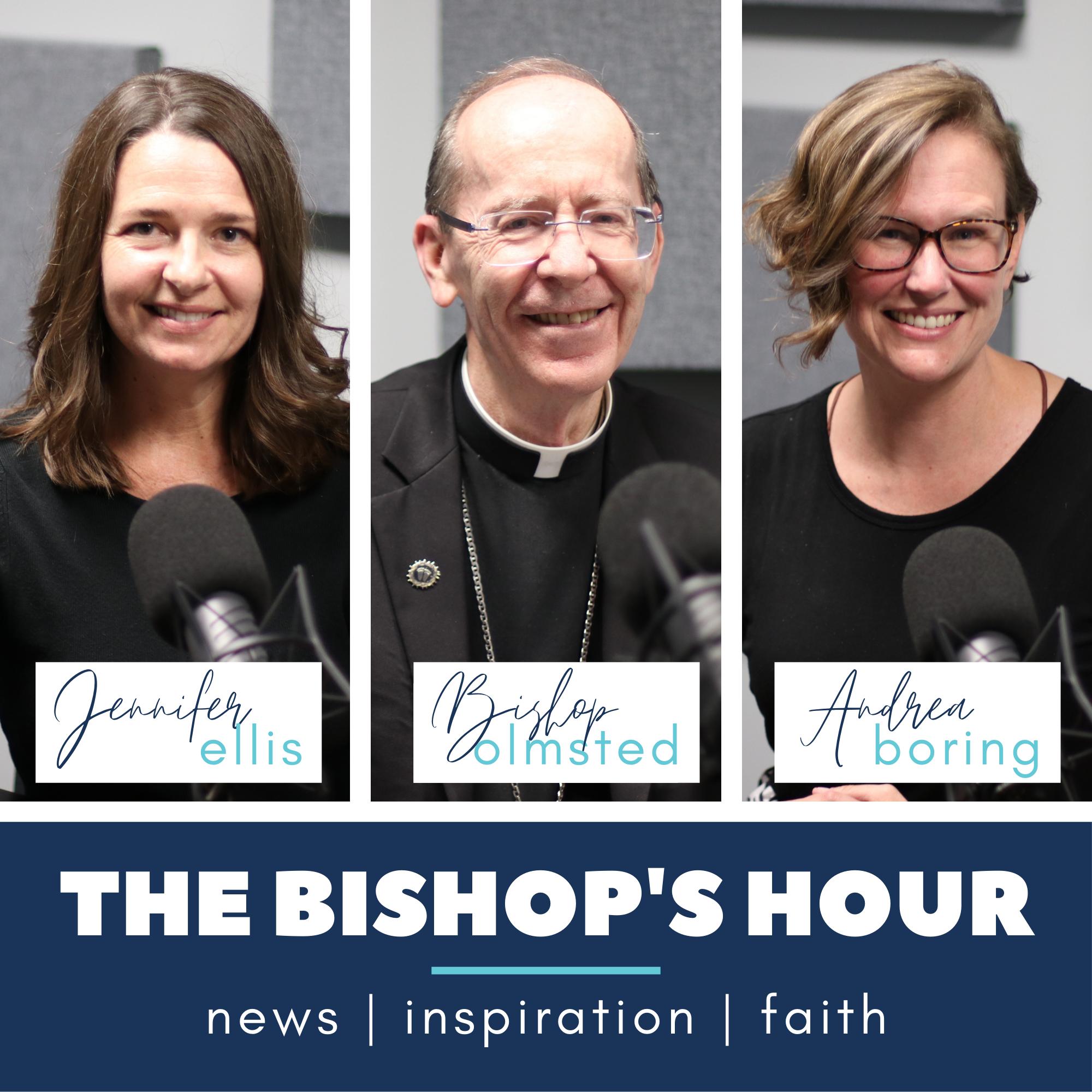 The Bishop's Hour show art