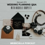 Artwork for 374- Wedding Planning Q&A with Michelle Durpetti