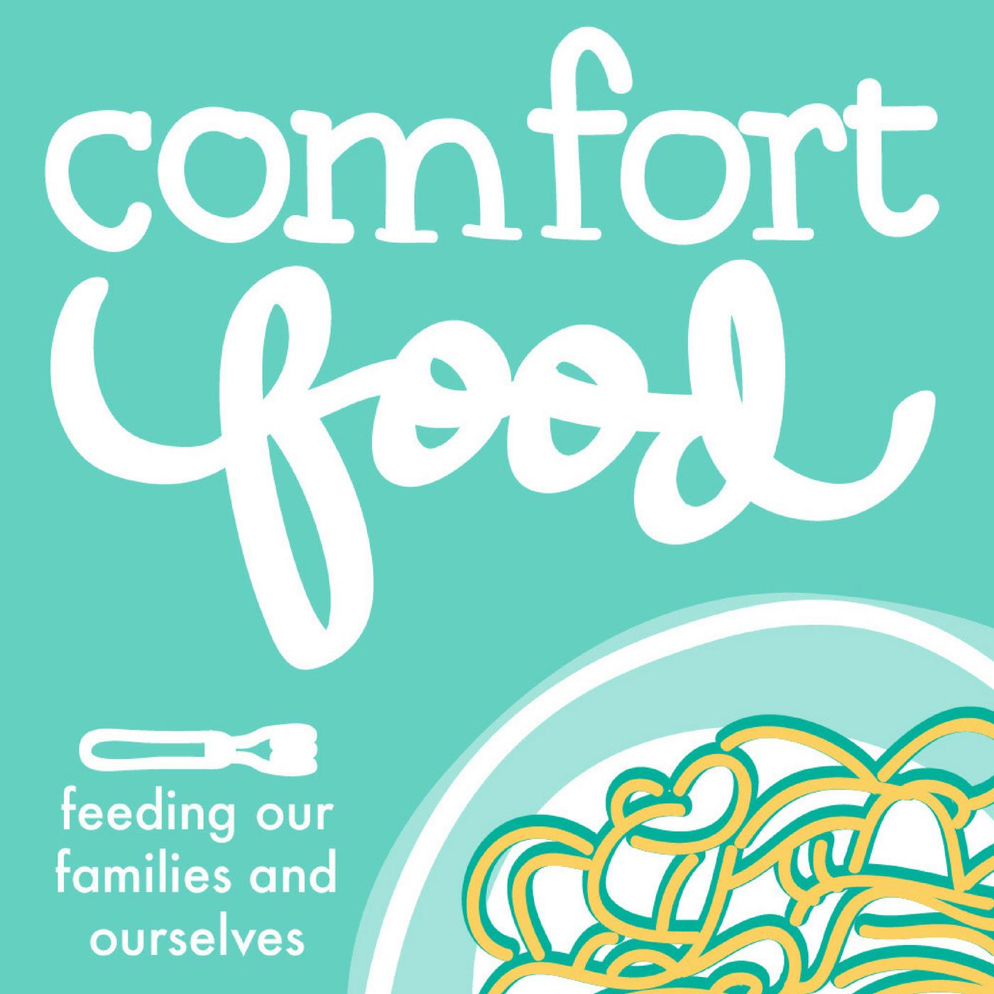 Comfort Food show art
