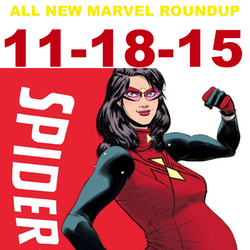 11-18-15 All New Marvel Roundup