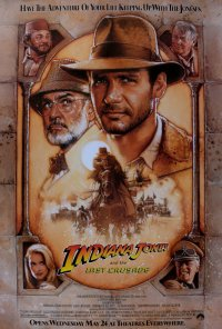 Episode #156 -- Indiana Jones and the Last Crusade