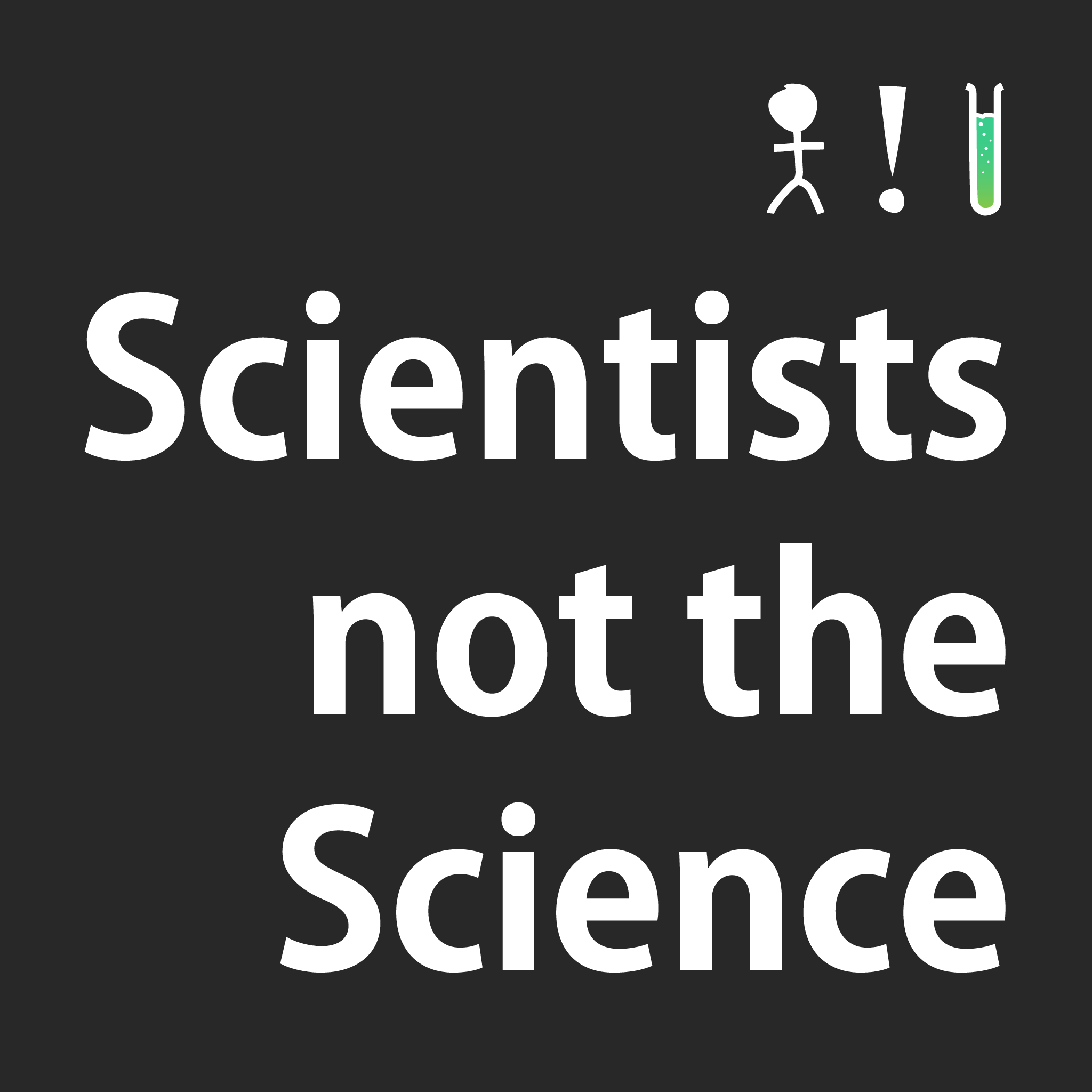 Scientists not the Science show art