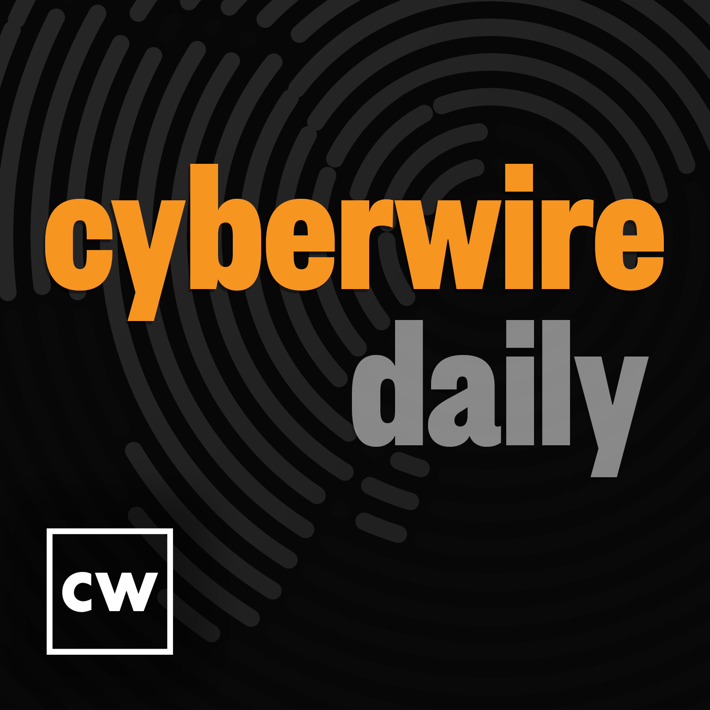 The CyberWire Daily show art
