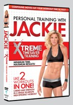 Jackie Warner's New Xtreme Timesaver Training DVD