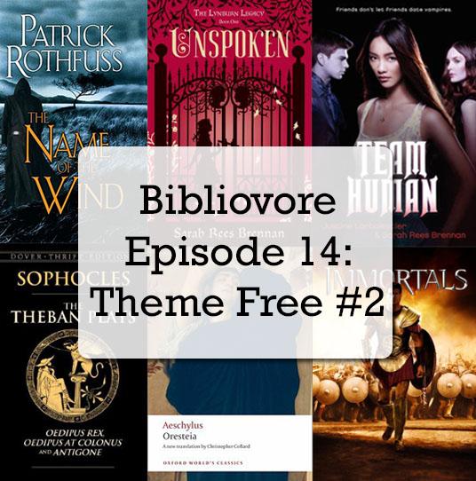 Episode 14 - Theme Free #2