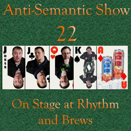 Episode 22: On Stage at Rhythm and Brews