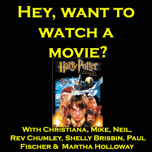 Harry Potter and the Sorcerer's Stone - Hey, want to watch a movie?