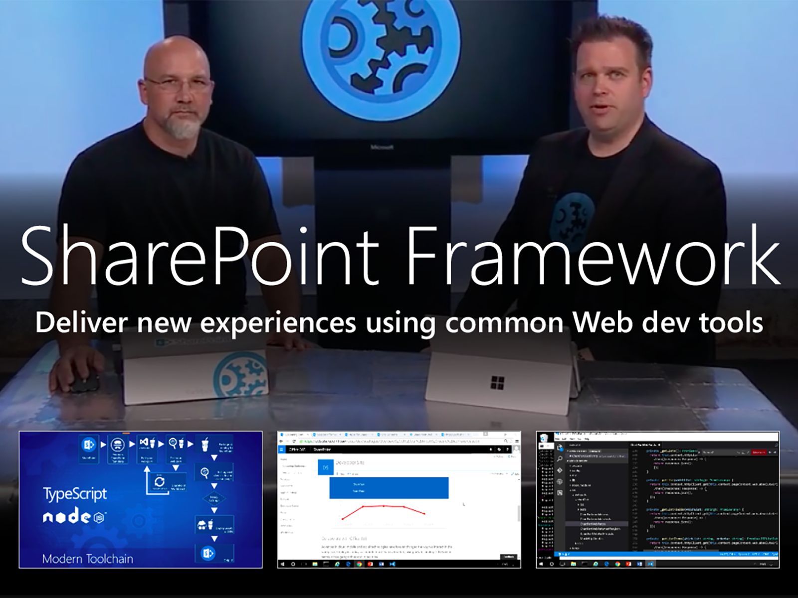 Artwork for Updates to the SharePoint Framework