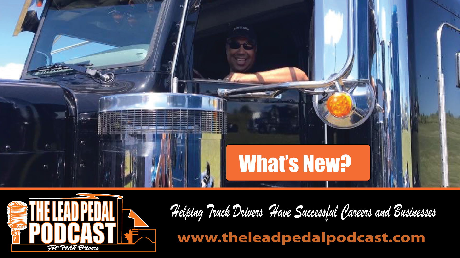 What's New on the Lead Pedal Podcast