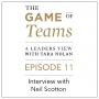 Artwork for A Conversation with Neil Scotton on the Game of Teams Podcast series