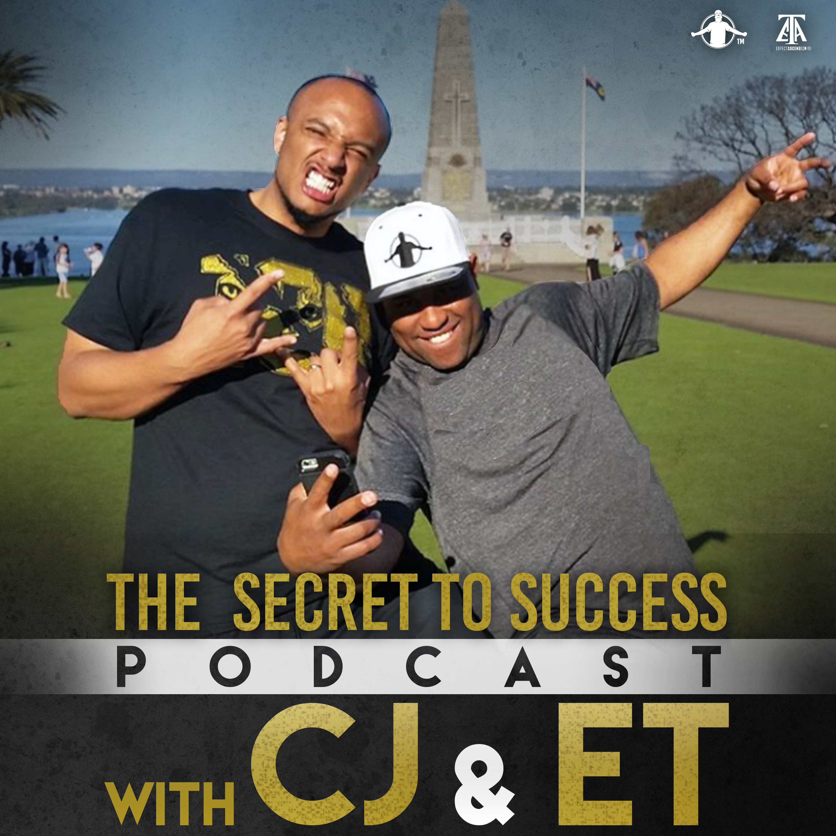The Secret To Success with CJ & Eric Thomas | Inspiration | Personal Development | Success logo