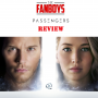 Artwork for Passengers movie review (mild spoiler) - December 22, 2016