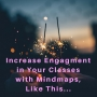 Artwork for Episode 174 - How to Use Mindmaps to Increase Student Engagement