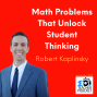 Artwork for Math Problems that Unlock Student Thinking