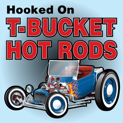 Hooked on T-Bucket Hot Rods show image