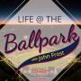Artwork for Talking Cardinals' baseball with Ben Frederickson