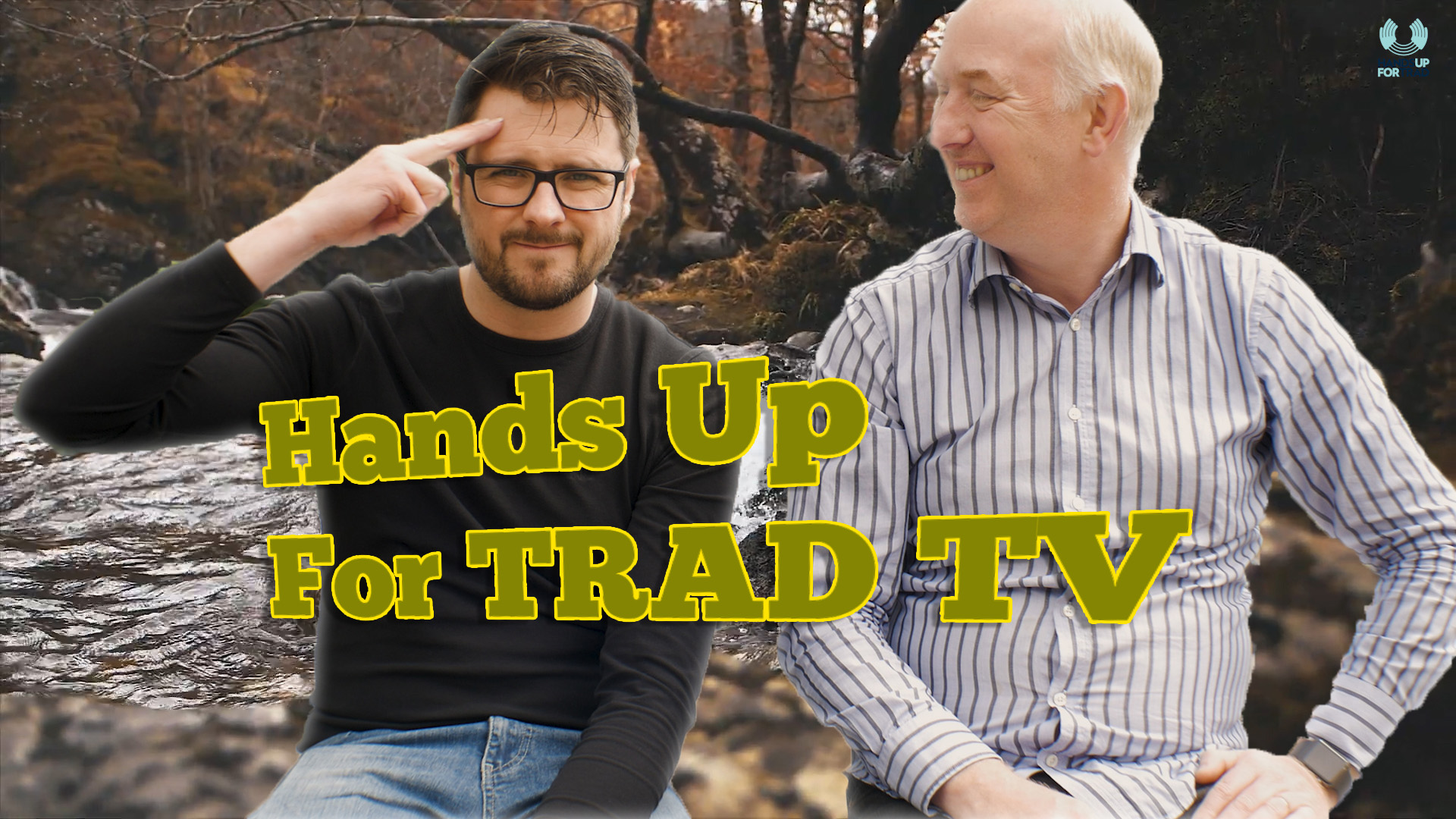 Artwork for Hands Up for Trad TV 40