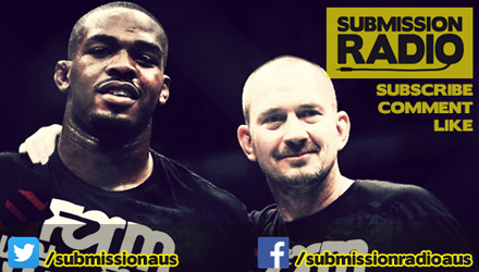 Submission Radio 19/4/14 Mike Winkeljohn, Nate Marquardt, Duane Finley