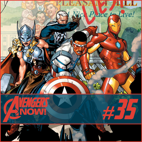 Cultural Wormhole Presents: Avengers Now! Episode 35
