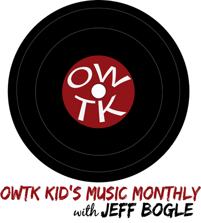Artwork for OWTK Kid's Monthly Music Podcast April 2012