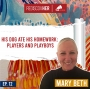 Artwork for His Dog Ate His Homework: Players and Playboys | Mary Beth Rosebrough - 012