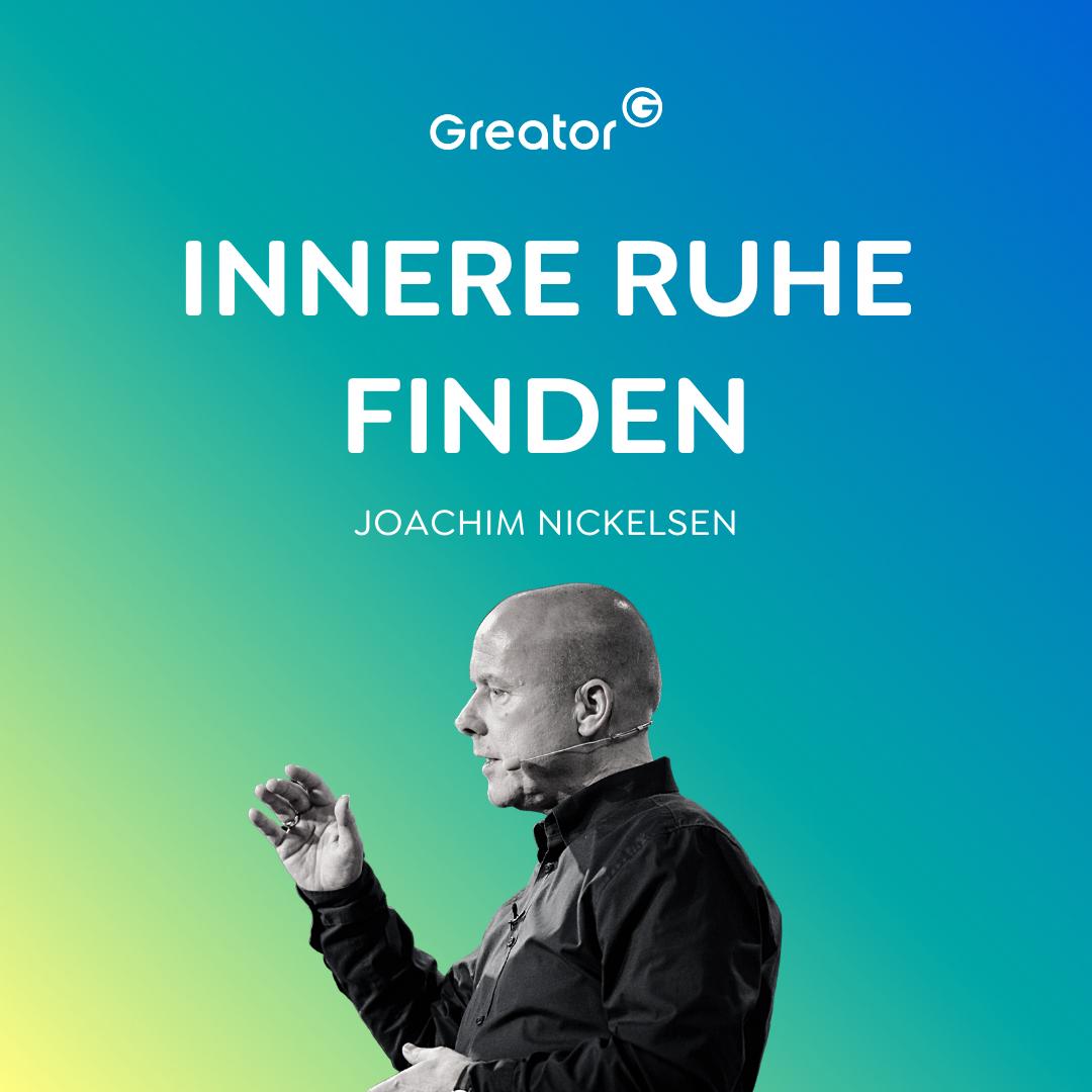 Stress im Leben: So gewinnst du endlich innere Freiheit // Joachim Nickelsen