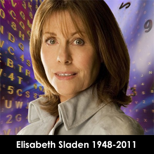 Elisabeth Sladen has died